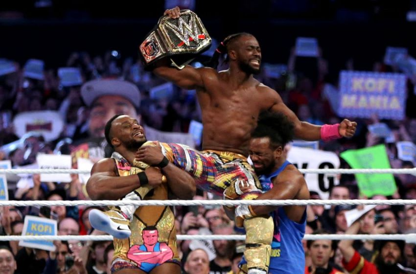 Kofi Kingston def. Daniel Bryan to win the WWE Championship. Photo Credit: WWE.com