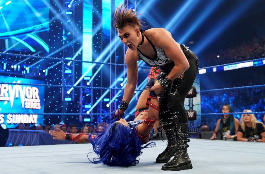 Rhea Ripley WWE SmackDown