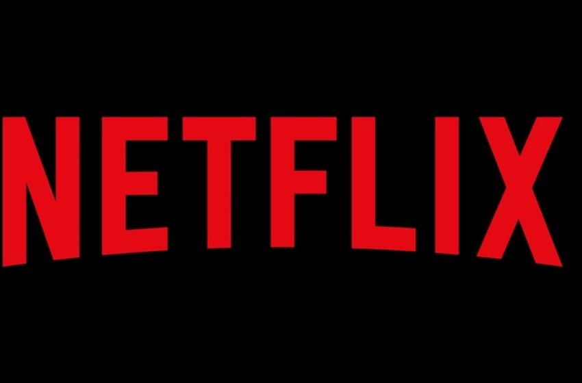 Netflix Logo Print PMS