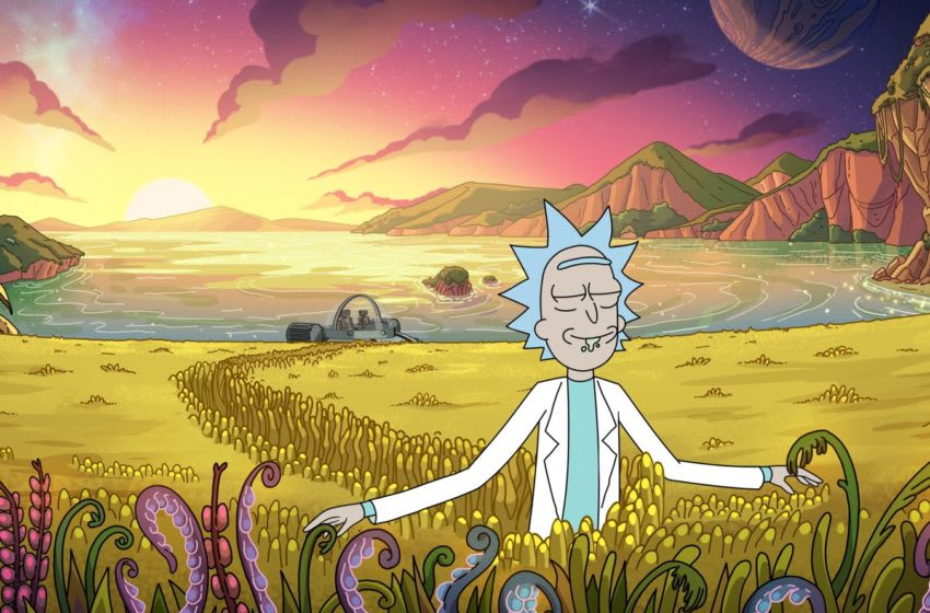 Rick and Morty Season 4, Rick appreciating the little things in season 4 of Rick and Morty. New season premieres in November.