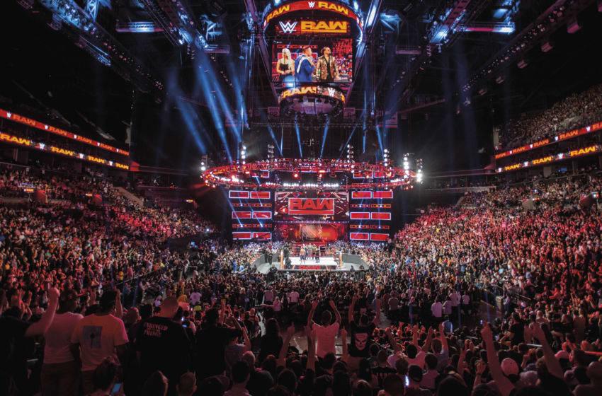 Photo: Monday Night Raw.. Rich Freeda/WWE, Inc.