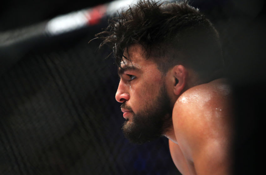 Kelvin Gastelum (Photo de Vaughn Ridley / Getty Images)