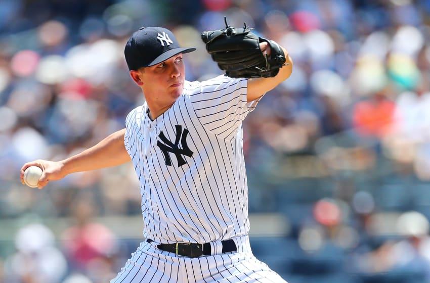 NEW YORK, NY - JUNE 11: Chad Green