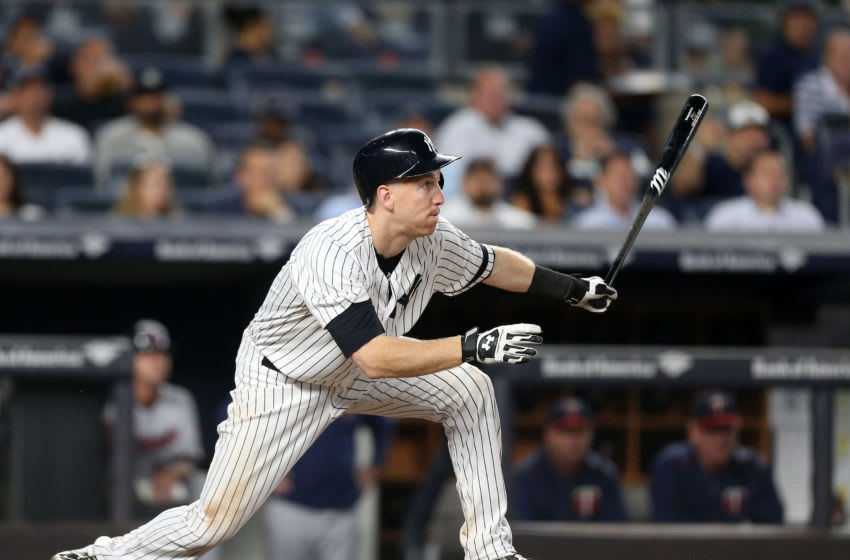 NEW YORK, NY - SEPTEMBER 18: Todd Frazier