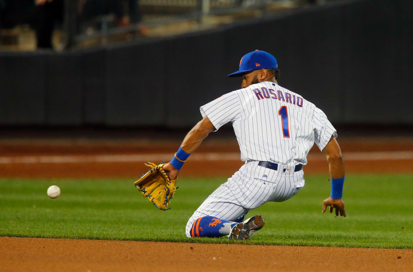 NEW YORK, NY - AUGUST 06: Amed Rosario