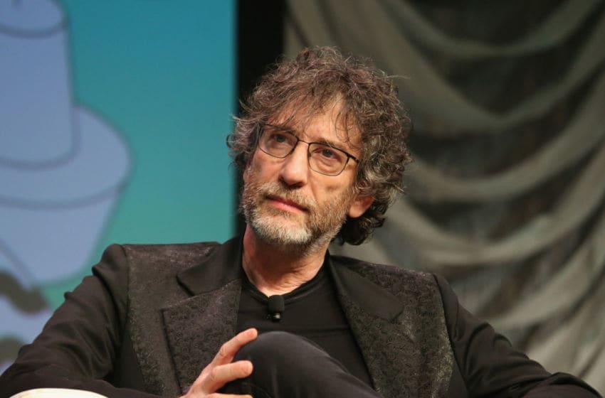 AUSTIN, TEXAS - MARCH 09: Neil Gaiman speaks onstage at