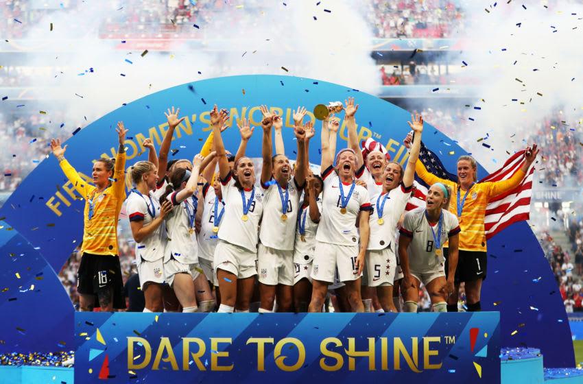 (Photo by Naomi Baker - FIFA/FIFA via Getty Images)
