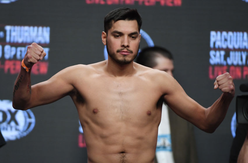 Omar Figueroa Jr. (Photo by Ethan Miller/Getty Images)