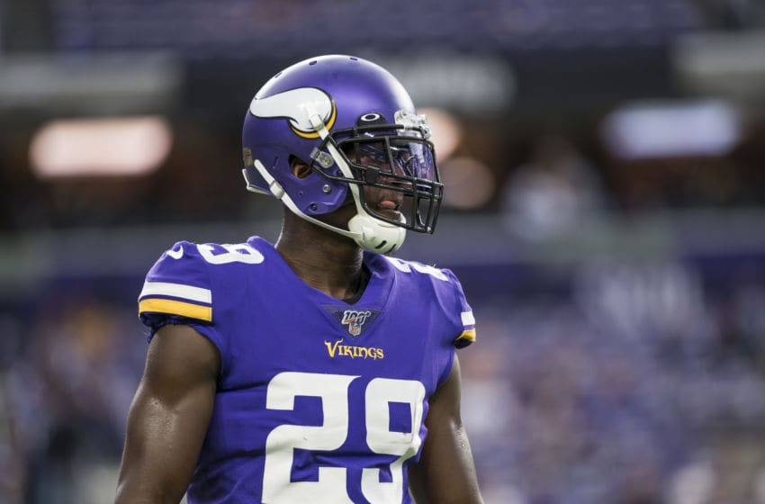 Xavier Rhodes, Minnesota Vikings. (Photo by Stephen Maturen/Getty Images)