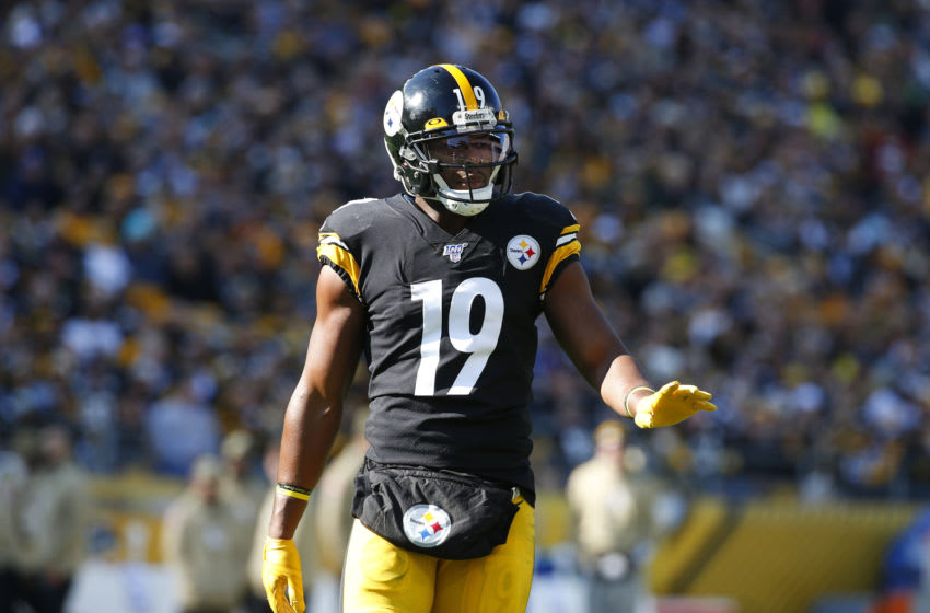JuJu Smith-Schuster (Photo by Justin K. Aller/Getty Images)