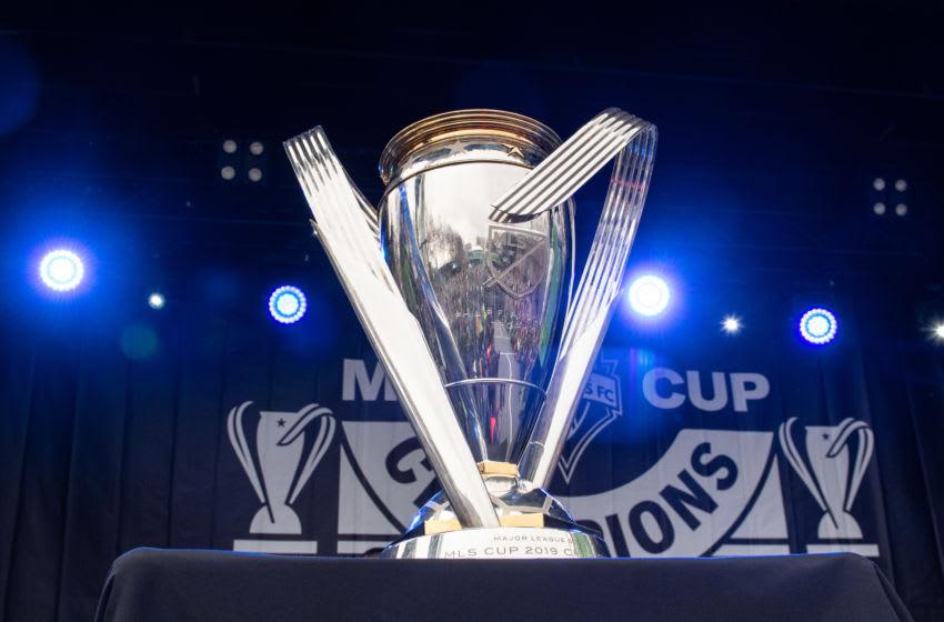 MLS. (Photo de Jim Bennett / Getty Images)