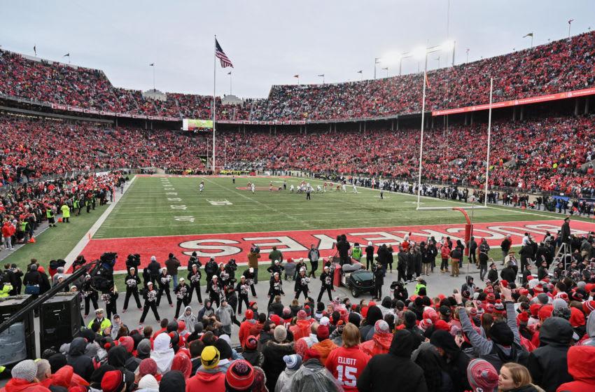 Ohio State Buckeyes. (Photo by Jamie Sabau/Getty Images)