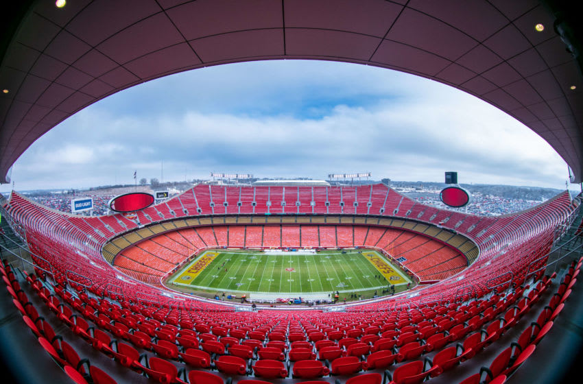 Arrowhead Stadium (Photo by William Purnell/Icon Sportswire via Getty Images)