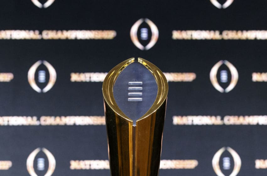 College Football Playoff. (Photo by Don Juan Moore/Getty Images)