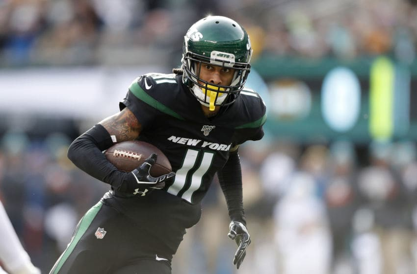 Robby Anderson, New York Jets. (Photo by Jim McIsaac/Getty Images)