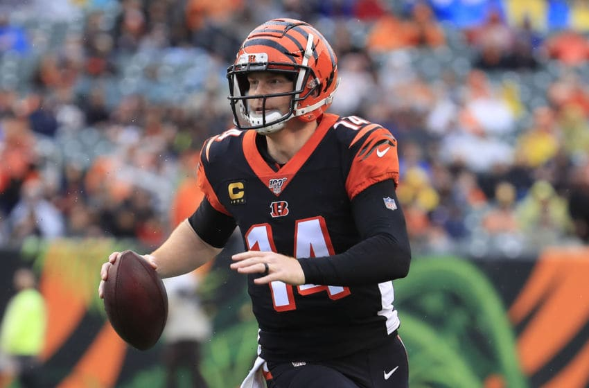 Andy Dalton, Cincinnati Bengals. (Photo by Andy Lyons/Getty Images)