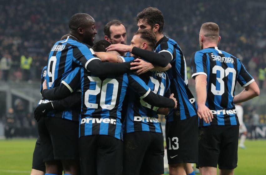 FC Internazionale (Photo by Emilio Andreoli - Inter/Inter via Getty Images)