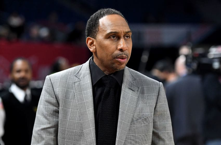 Stephen A. Smith (Photo by Stacy Revere/Getty Images)