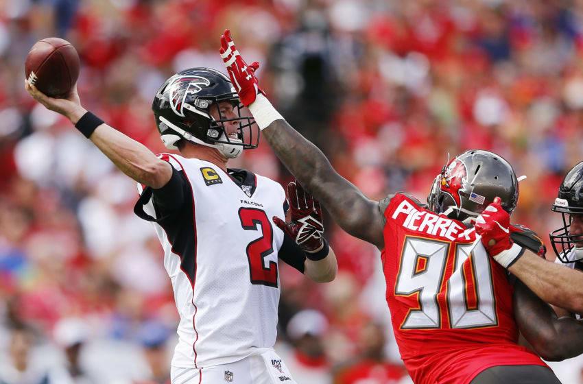Atlanta Falcons, Matt Ryan, #2 (Photo by Michael Reaves/Getty Images)