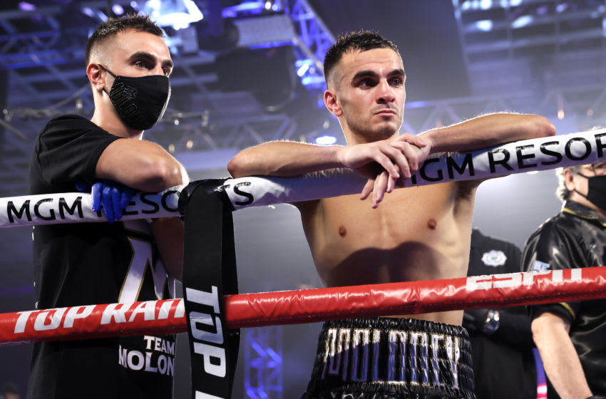 Andrew Moloney (Photo by Mikey Williams/Top Rank Inc via Getty Images)