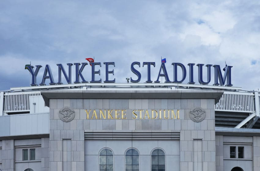 General view of the ball park exterior (Photo by Joe Robbins/Getty Images)
