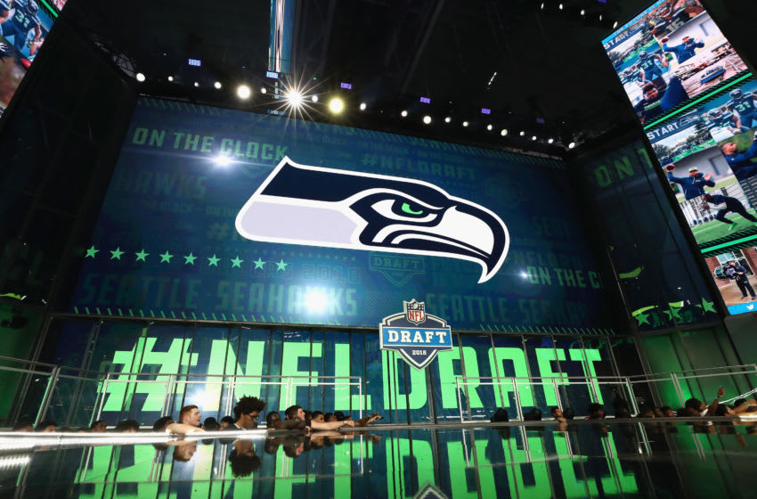 Seattle Seahawks - NFL Draft (Photo by Ronald Martinez/Getty Images)