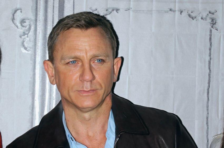 NEW YORK, NY - NOVEMBER 05: Actor Daniel Craig attends AOL BUILD Series Presents: