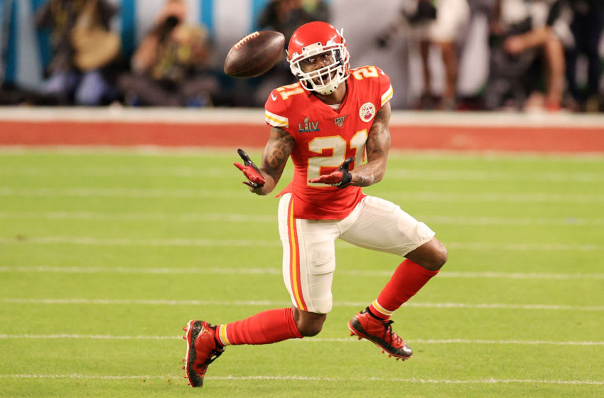 Bashaud Breeland, Kansas City Chiefs. (Photo by Andy Lyons/Getty Images)