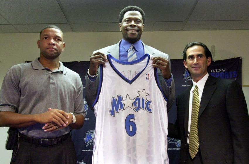Orlando Magic, Patrick Ewing, (TONY RANZE/AFP via Getty Images)