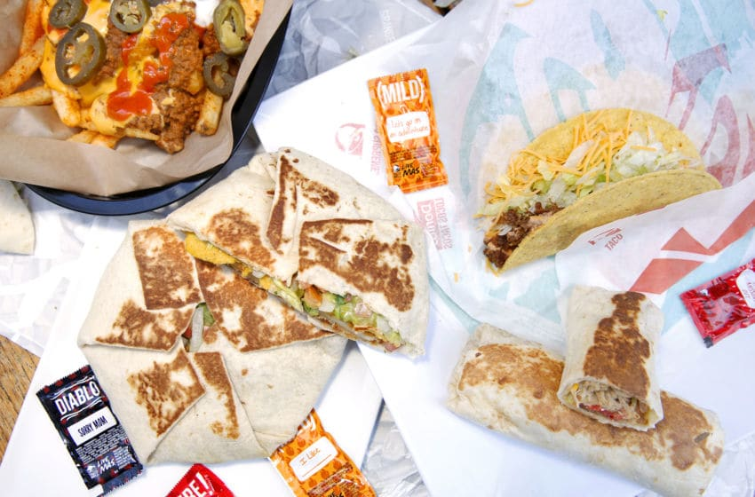 Taco Bell (Photo by Rachel Murray/Getty Images for Taco Bell)