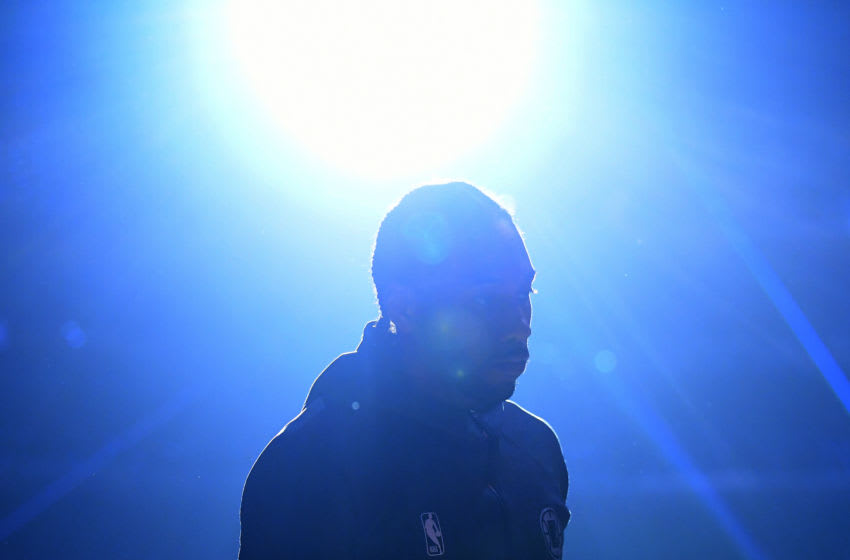 Kawhi Leonard, #2, LA Clippers, (Photo by Harry How/Getty Images)