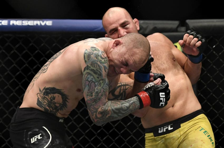 Glover Teixeira combat Anthony Smith (Photo de Douglas P. DeFelice / Getty Images)