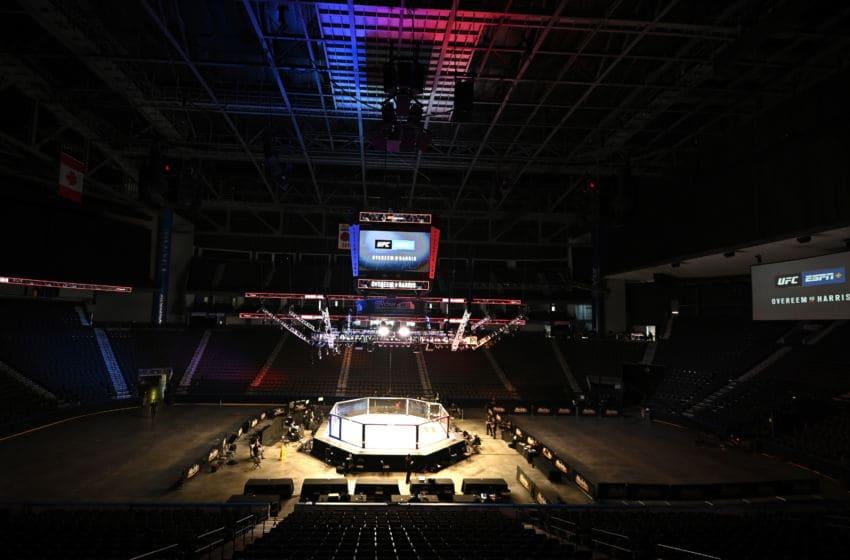 UFC Octagon (Photo by Douglas P. DeFelice/Getty Images)