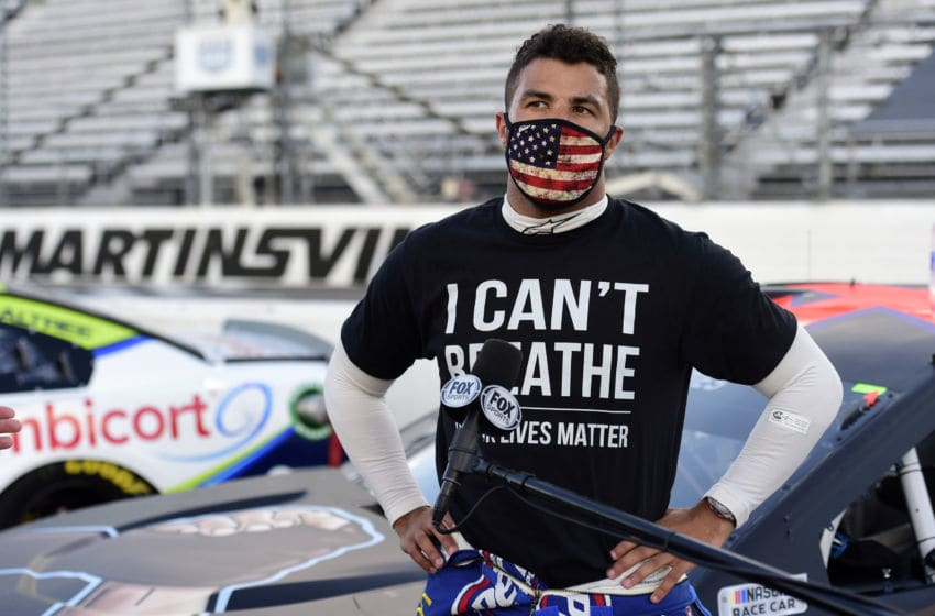 Bubba Wallace (Photo by Jared C. Tilton/Getty Images)