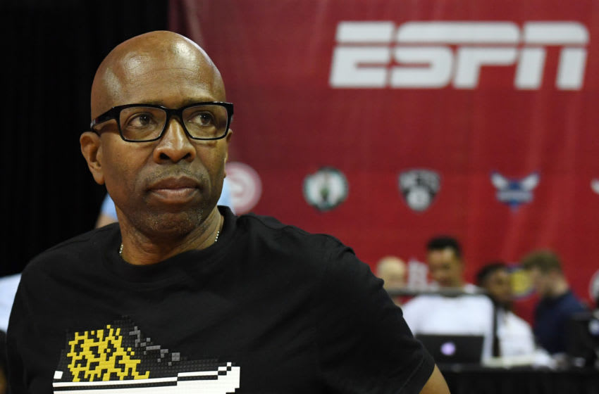 Kenny Smith, (Photo by Ethan Miller/Getty Images)