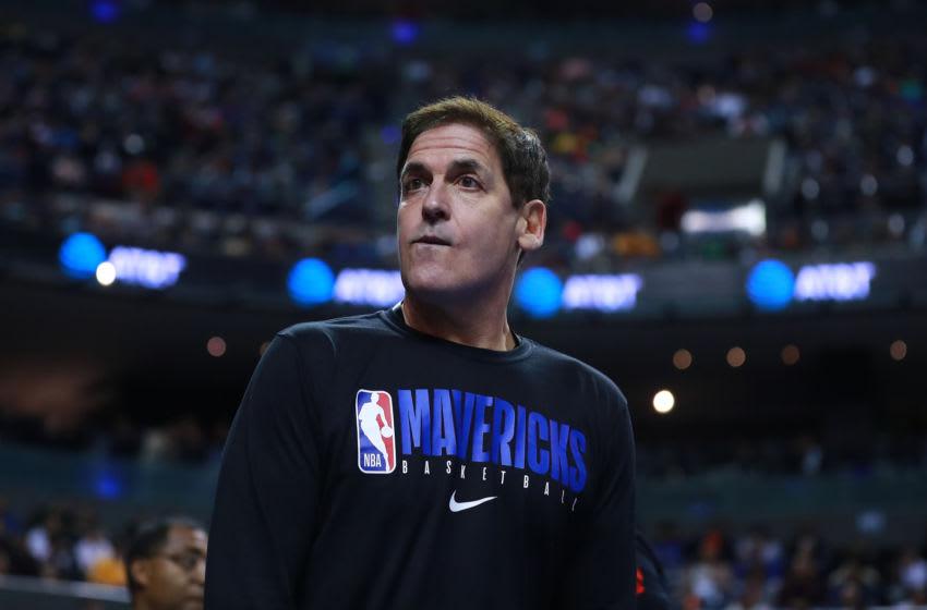 Mark Cuban, Dallas Mavericks, (Photo by Hector Vivas/Getty Images)