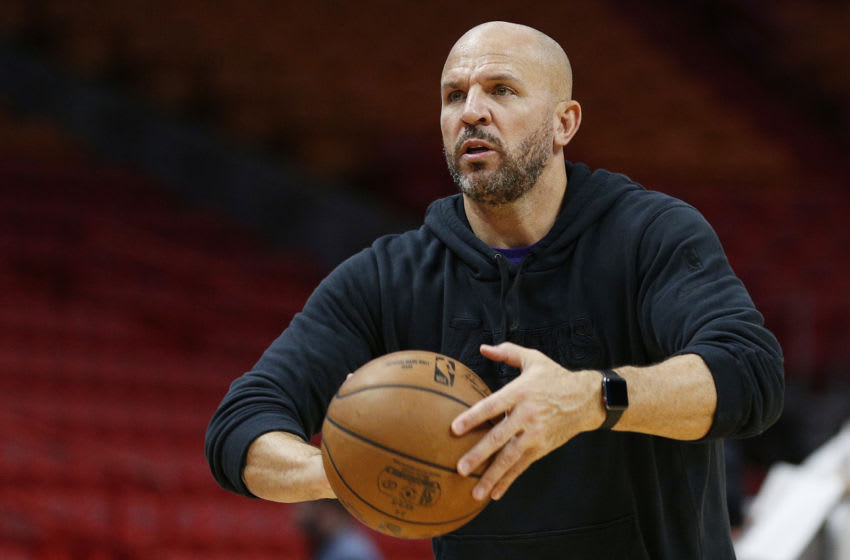 Jason Kidd, (Photo by Michael Reaves/Getty Images)
