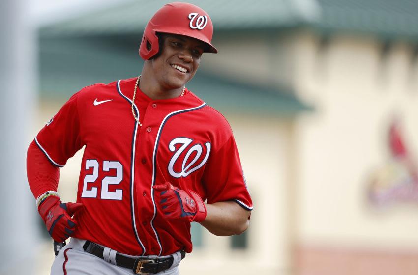 Juan Soto (Photo by Joe Robbins/Getty Images)