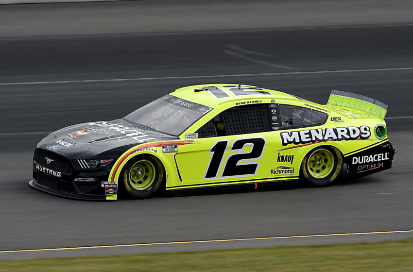Ryan Blaney, NASCAR. (Photo by Jared C. Tilton/Getty Images)