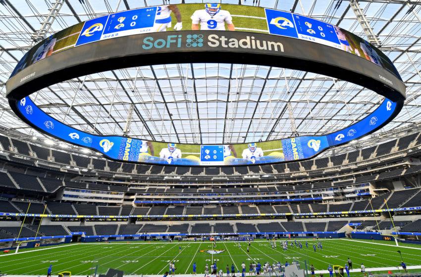 SoFi Stadium. (Photo by Jayne Kamin-Oncea/Getty Images)