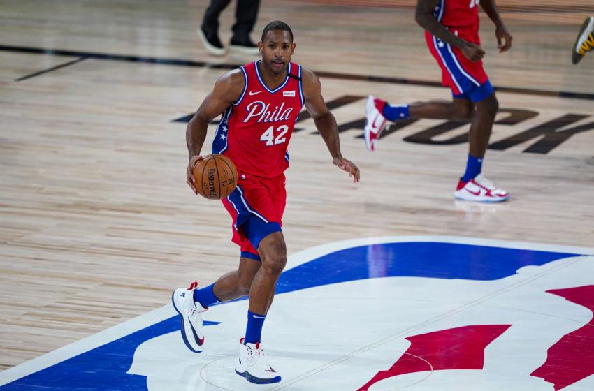 Philadelphia 76ers' Al Horford (Photo by Ashley Landis-Pool/Getty Images)