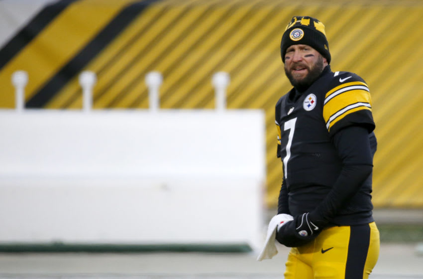 Pittsburgh Steelers QB Ben Roethlsberger (Photo by Justin K. Aller / Getty Images)