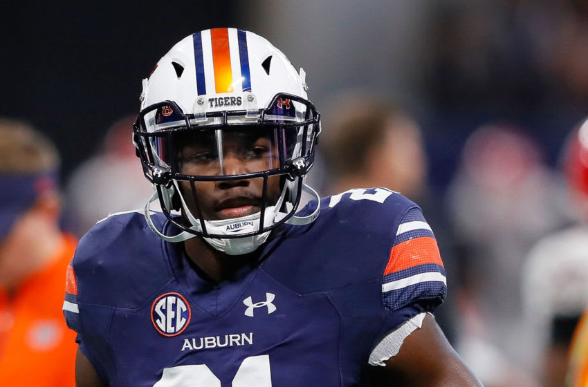 Kerryon Johnson, Auburn Tigers. (Photo by Kevin C. Cox/Getty Images)