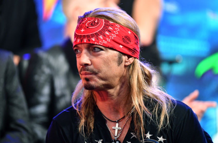 Bret Michaels, Poison. (Photo by Emma McIntyre/Getty Images for SiriusXM)