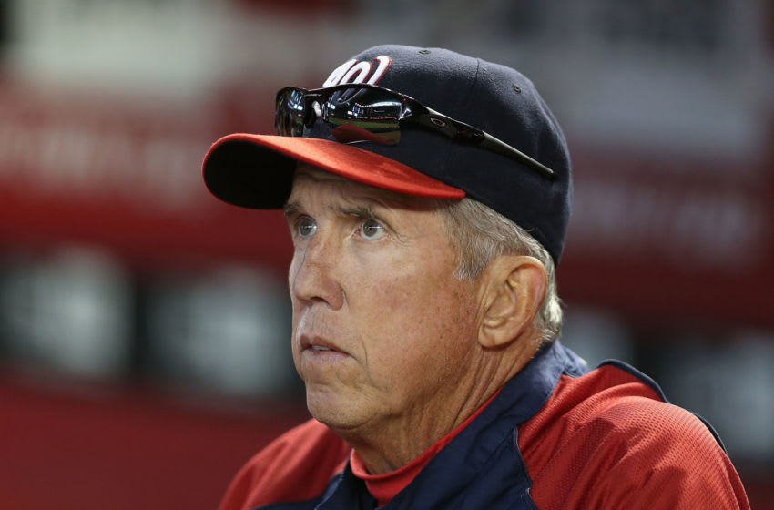 Davey Johnson, Washington Nationals. (Photo by Christian Petersen/Getty Images)