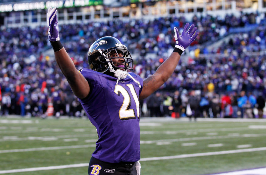 Ed Reed, Baltimore Ravens. (Photo by Rob Carr/Getty Images)
