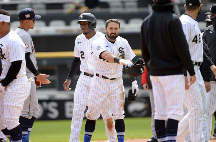 Chicago White Sox outfielder Adam Eaton (Photo by Ron Vesely/Getty Images). (Photo by Ron Vesely/Getty Images)