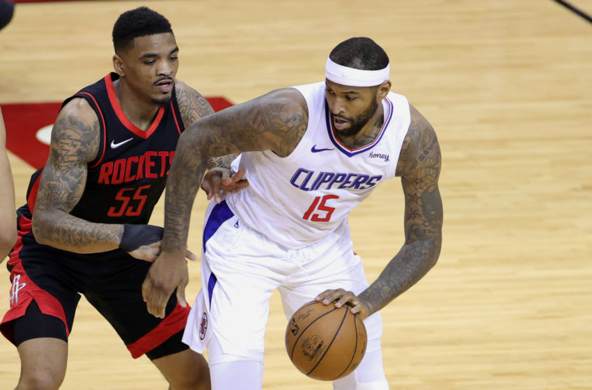 DeMarcus Cousins, Los Angeles Clippers. (Photo by Carmen Mandato/Getty Images )