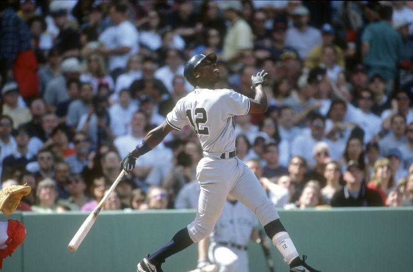 New York Yankees slugger Alfonso Soriano (Photo by Focus on Sport/Getty Images)