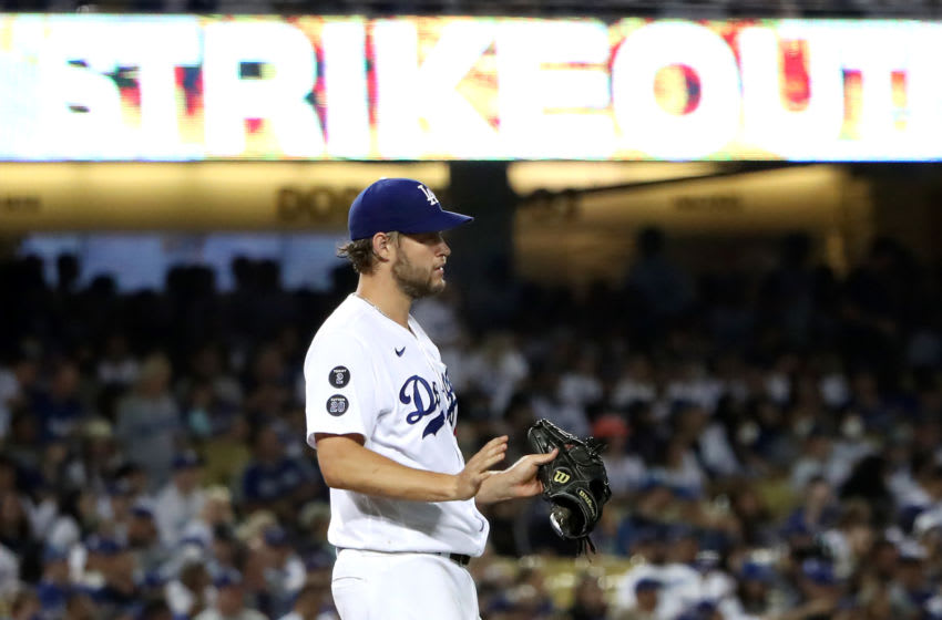 Clayton Kershaw, Los Angeles Dodgers (Photo by Katelyn Mulcahy/Getty Images)